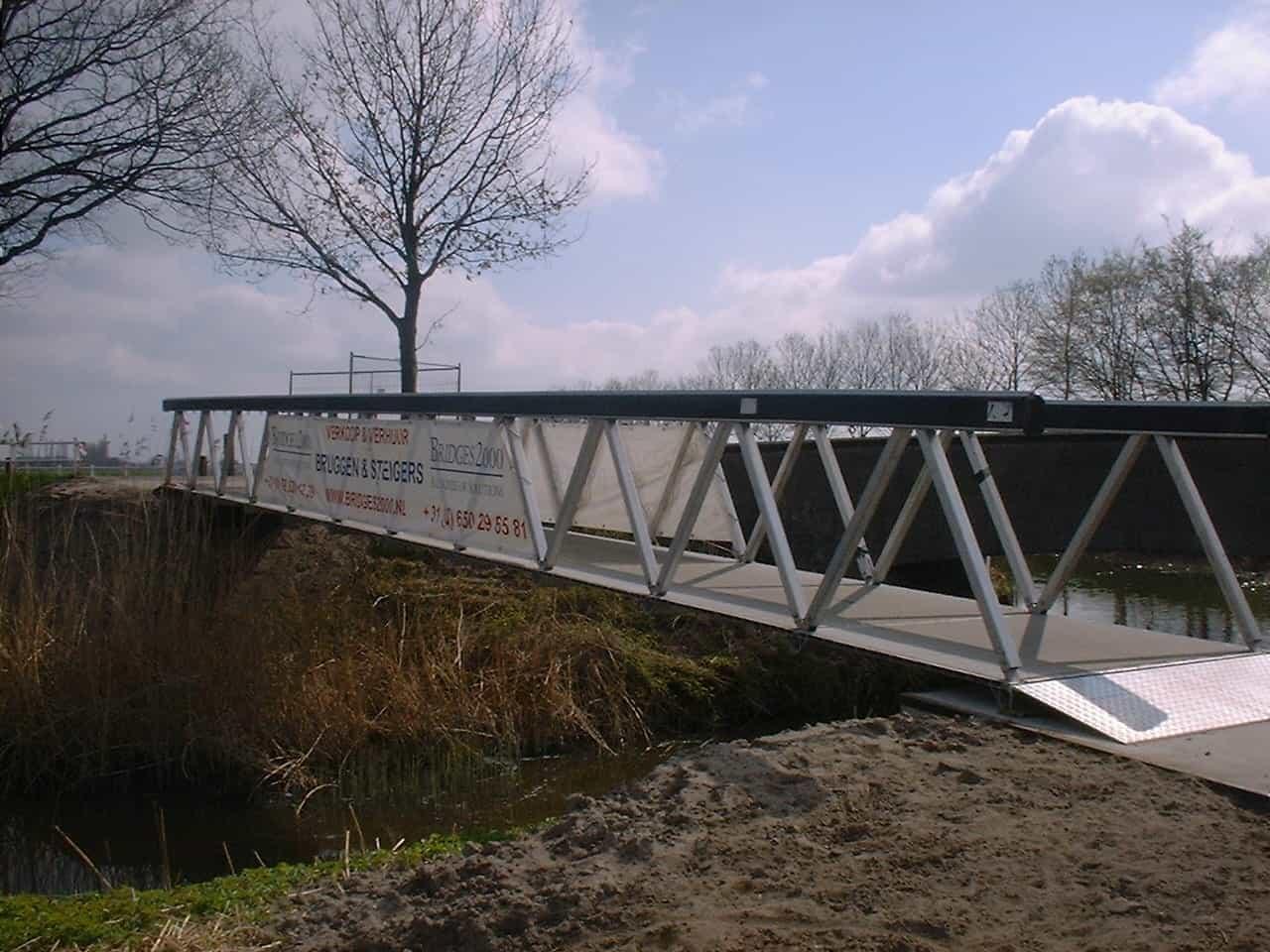 Bridges2000 Algemeen Fietsbrug