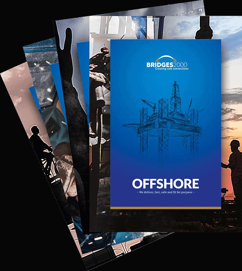 BRIDGES2000 brochures Civil, Maritime, Events, Offshore