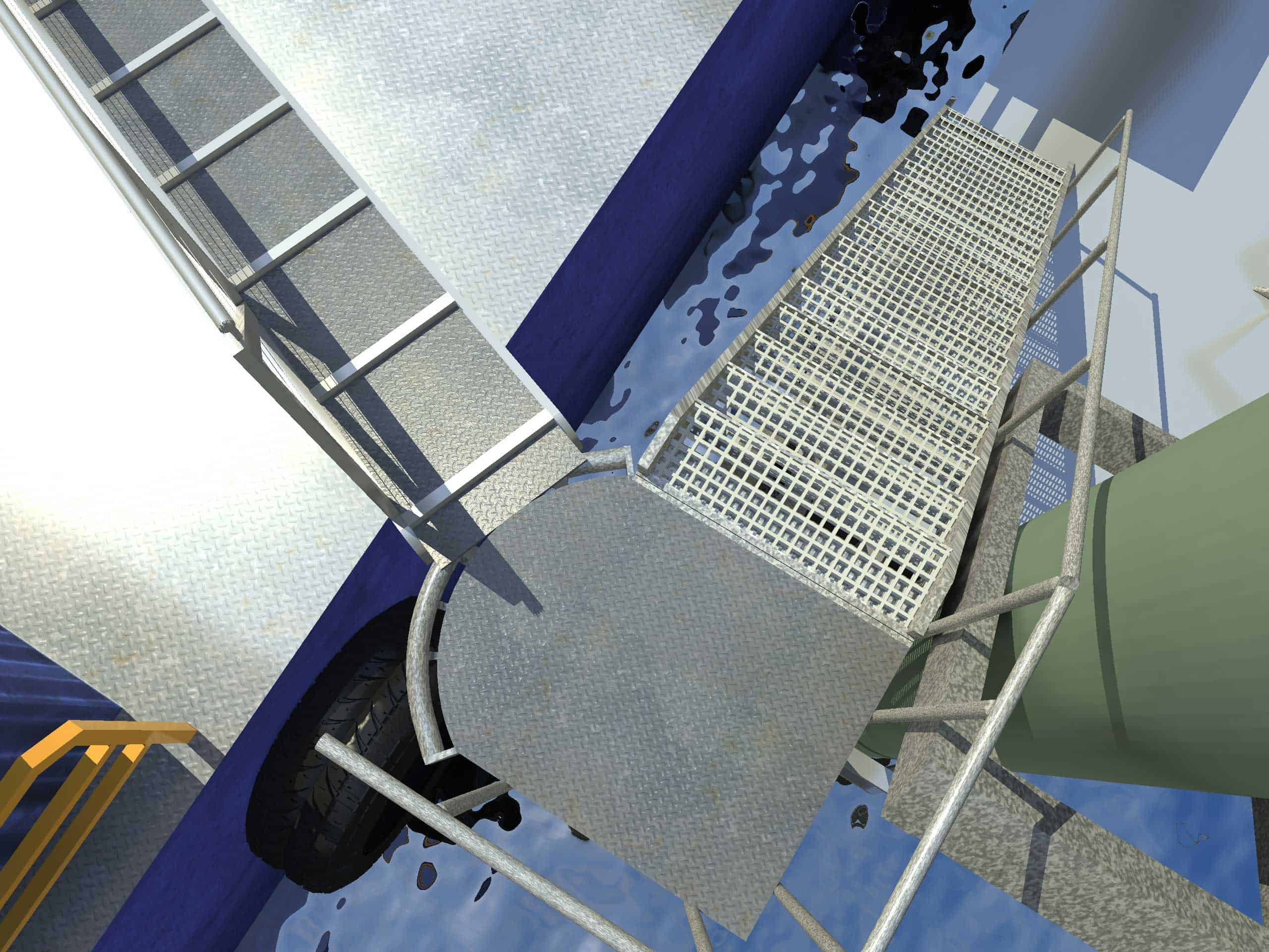 Bridges2000 oplossingen gangways gangway type BL