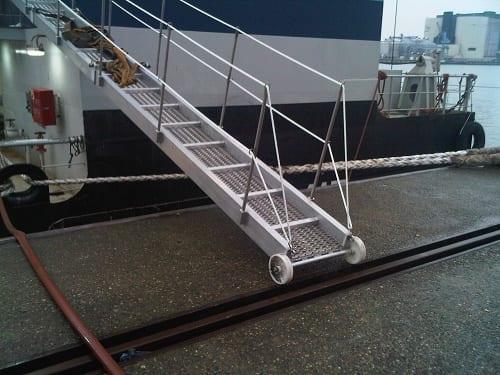 Bridges2000 oplossingen gangways gangway type BS