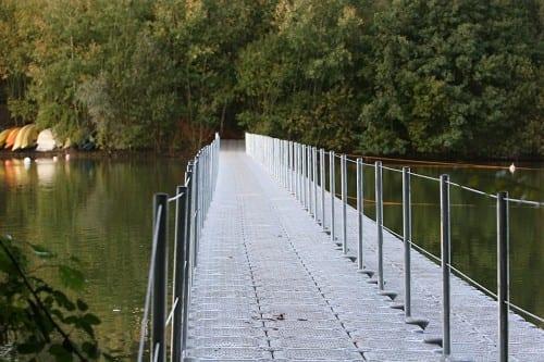 Bridges2000 oplossingen Pontons Light Pontons